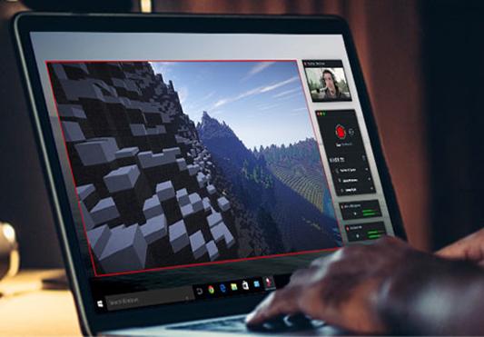 Centraliza fácilmente la grabación y edición de vídeojuegos con Filmora scrn