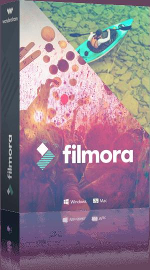 filmora 8.1