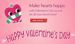Páginas y aplicaciones para hacer tarjetas de San Valentín