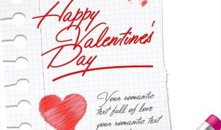 Palabras creativas que puedes escribir para San Valentín en 2016